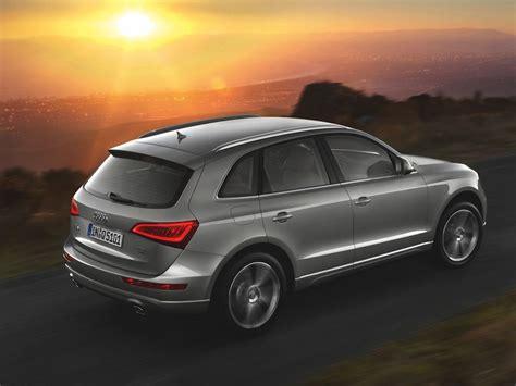 Preisliste Audi Q5 by Audi Q5 Facelift Preisliste Verbrauch Und Technische