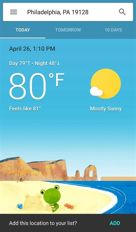 what s the best weather app for android how to get s weather app on your home screen 171 android gadget hacks