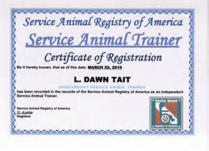 service dog certificate template free printable service dog certificates years of service certificate templates free submited images