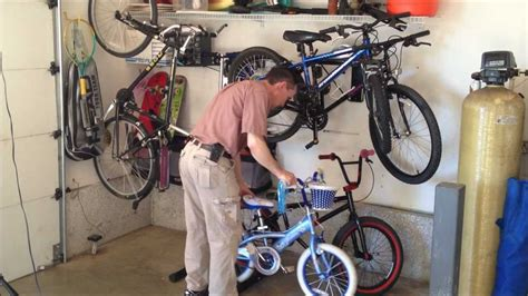 Ways To Store Bikes In Garage by Bike Storage 5 Garage Bicycle Storage Options
