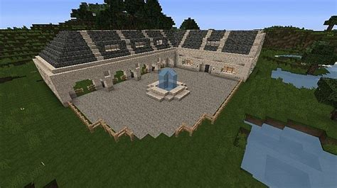 Good Home Design Blogs by Modern Horse Stables House Minecraft Project