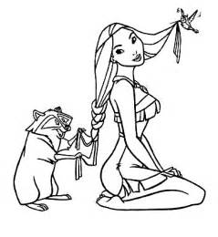 pocahontas coloring pages printable pocahontas coloring pages coloring me