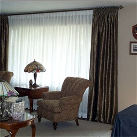 pleated sheer curtains window treatments 9 best images about ideas for my living room bow window
