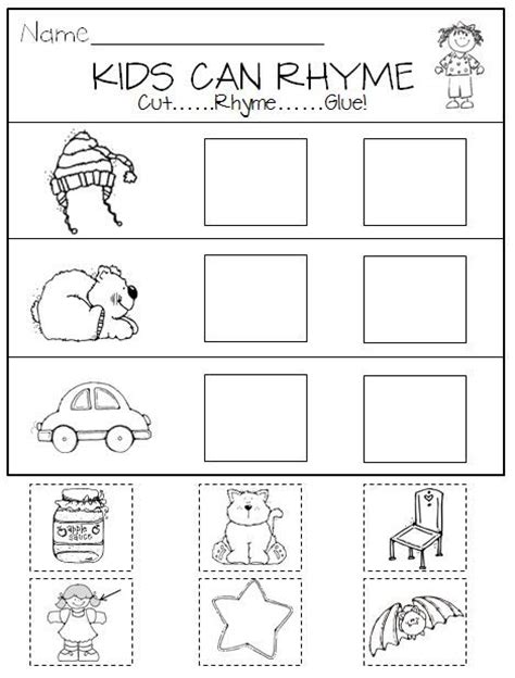 rhyming pattern activities 6064 best images about kindergarten love on pinterest