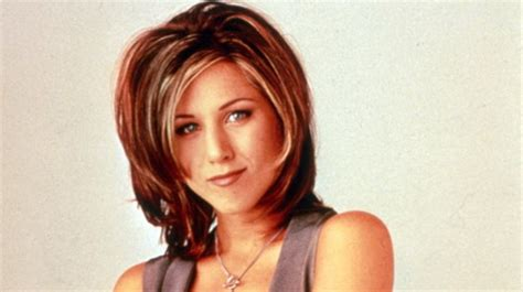 the 1990s hit the rachel hairstyle the rachel haircut