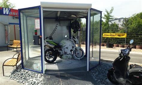 Motorrad Waschanlage by Premium W 228 Schen Zwei Od Vierrad Wash Groupon