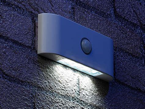 Led Micro Lights by Lunartec Led Treppen Und Unterbau Leuchte Mit Pir
