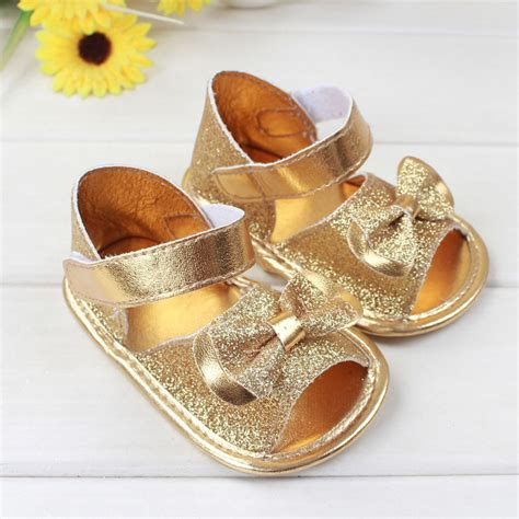 baby gold sandals 2015 summer baby gold toddler sandals gardon shoes in