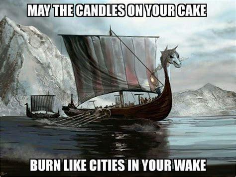 vikings birthday meme   viking meme ideas