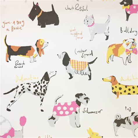 it s a dogs coloroll it s a dogs wallpaper m1037