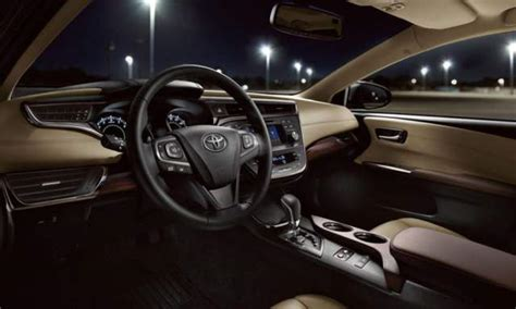 Avalon 2015 Interior by 2015 Toyota Avalon Hybrid Review Price Redesing