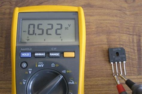 test pont diode tester un pont de diodes astuces pratiques