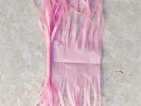 Make Your Own Paper Garland - make your own tissue paper tassel garland hgtv