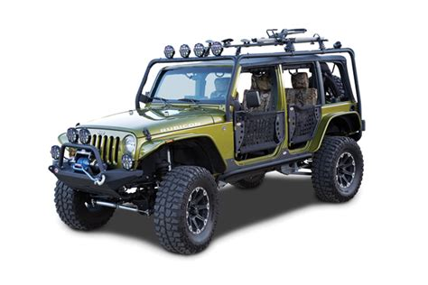 Wrangler Unlimited Roof Rack by 07 11 Jeep Jk Unlimited Roof Rack Base Unit Low Price