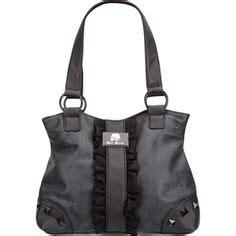 Highway Metal Mulisha by Couture Shine Sequin Daydreamer Handbag Tote