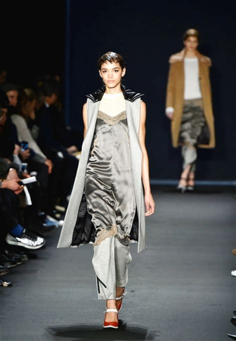 What Theyre Saying New York Fall Fashion Week 2007 Morphine Generation by Rag Bone S City Chic
