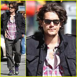 Mayer Comes Out by Mayer Checks Out Chinatown Mayer Just Jared