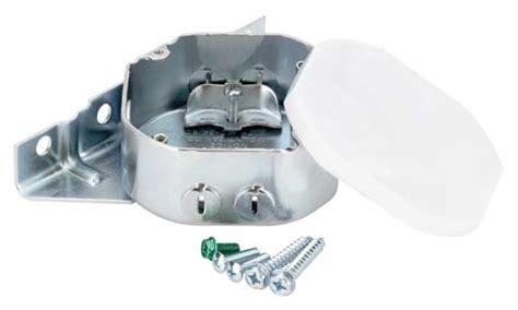 Ceiling Fan Mounting Box by Westinghouse Lighting 0125000 Sidemount Plus Fan Box 1 1