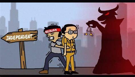 ahok website berita ahok terkini gambar karikatur teman ahok sindir