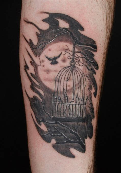 spooky tattoo designs scary best ideas designs