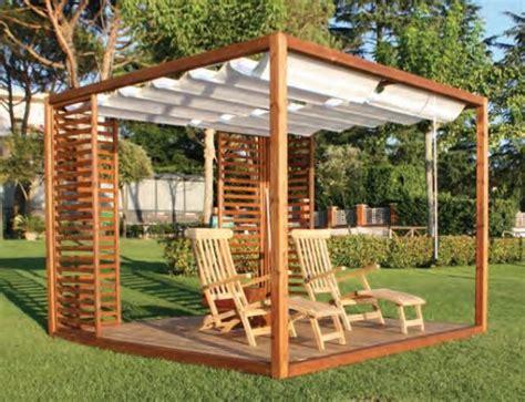 costruire gazebo legno il gazebo in legno idee per il design della casa