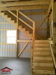 Garage Stairs Design Timber Frame Pole Barn Search Barn Pinterest Posts Garage And Pole Barn Plans