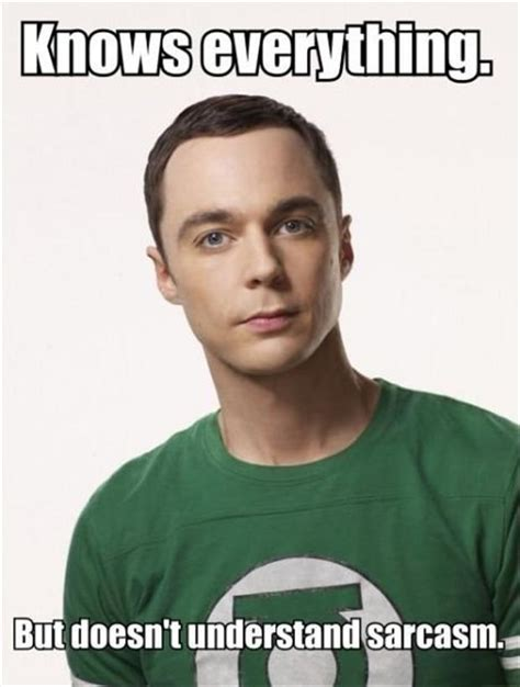 big theory sheldon cooper knows everything but