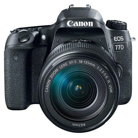 Canon Eos 77d Bo canon eos 77d dslr 18 135mm usm lens