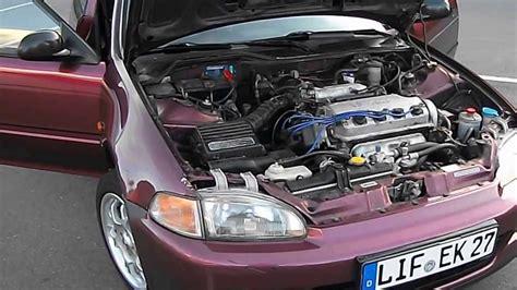 auto body repair training 1991 honda civic electronic throttle control honda civic 1 6 esi youtube