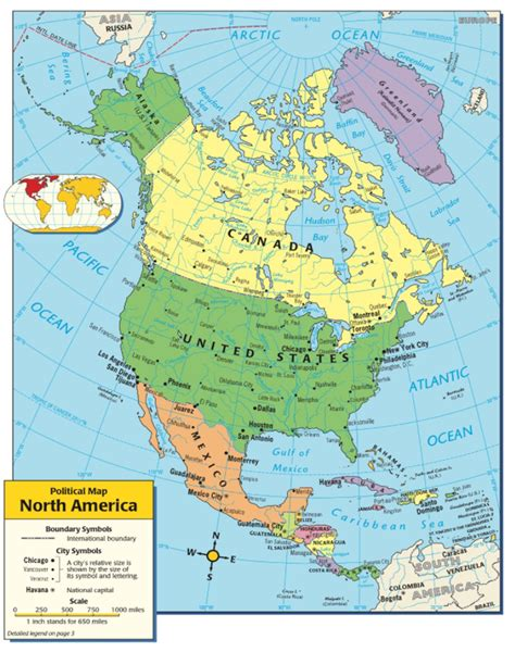 america map lesson 4 reference thematic maps reviewing basic skills