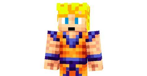 imagenes de goku en minecraft son goku super saiyan skin para minecraft minecraft mods