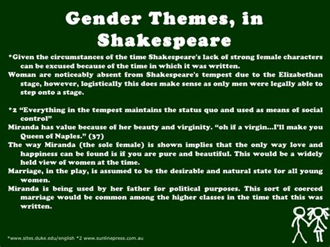 macbeth themes gender gender issues and queer theory