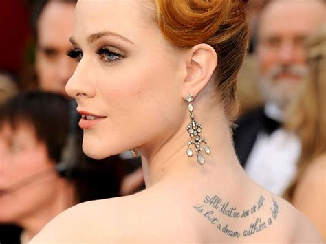 top celebrity tattoos female celebrity tattoos hottest female celebrity