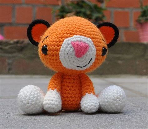 amigurumi pattern tiger 23 best images about amigurumi lions and tigers on