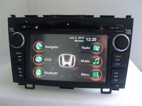 security system 2007 honda cr v navigation system 7 inch dvd gps navi radio system for road rover honda cr v 2007 2011 car loci company prlog