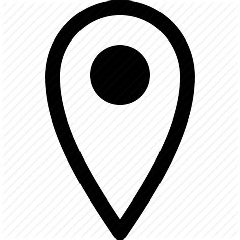 Locator Address Search Free Address Gps Local Location Map Marker Nearby Icon