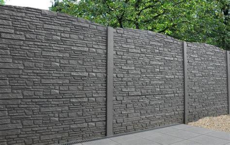 Cloture Beton Imitation 3240 by Cloture Beton Imitation Palissade Pvc Castorama