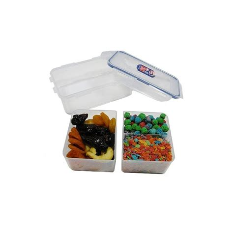 microwavable airtight 5 pc bento lunch box bpa free dishwasher safe