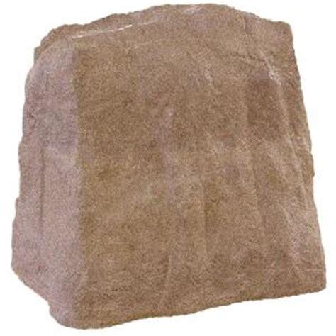 Emsco 1 0 Cu Ft Large Resin Landscape Rock 2181 1 The Plastic Garden Rocks