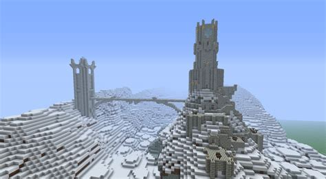 and stone city the great observatory the city of stone minecraft project
