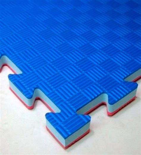 tappeto di gomma per palestra tappeto di sicurezza 100x100x2