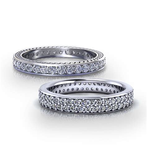 Wedding Bands Eternity by Eternity Wedding Rings