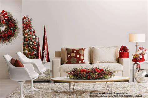 Calendario Navideño 2017 Cmo Decorar La Sala En Navidad Living Natal