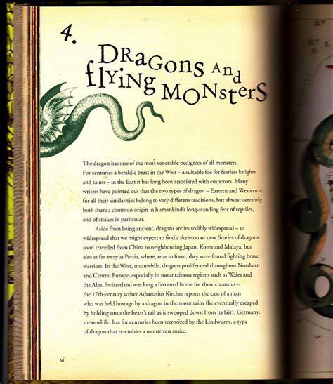 monsters a bestiary of monsters a bestiary of the bizarre 2010 hardback booklover oxford