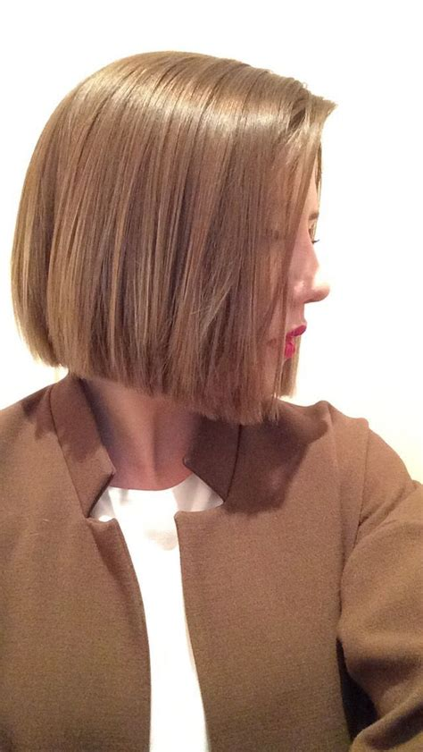blunt chin length bob 662 best images about haarfarben warme farbtypen on