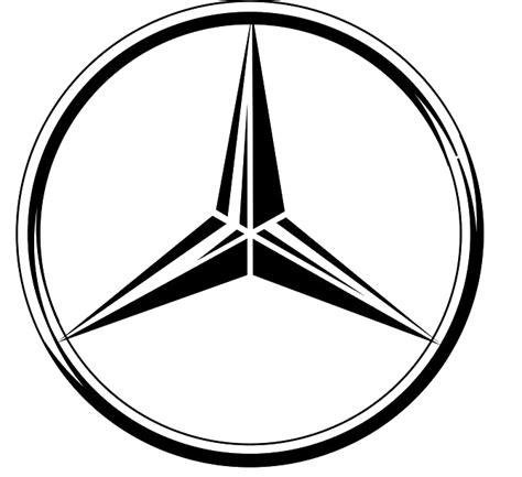 mercedes logo transparent background mercedes logo png