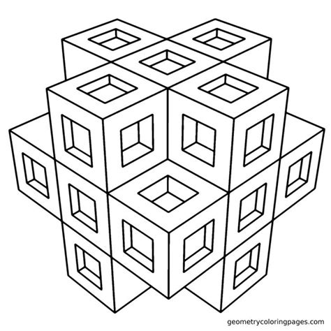 downloadable geometric coloring pages get this printable geometric coloring pages online 63955