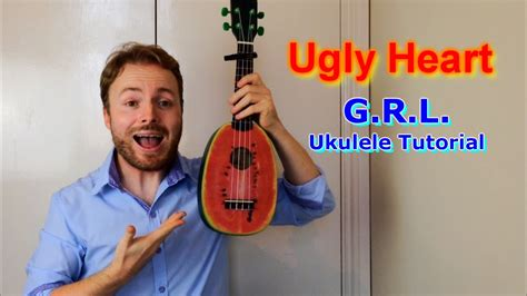 dance tutorial ugly heart ugly heart g r l ukulele tutorial chords chordify