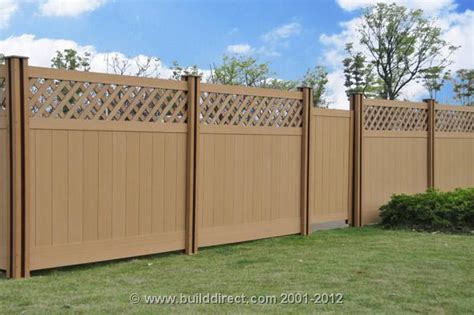 yard fence picking the fence for your backyard