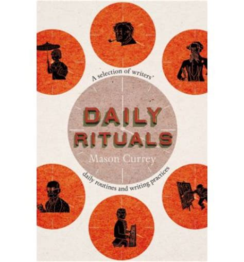 Daily Rituals How Great Minds Make Time Find Inspiration